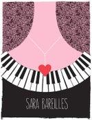 Image of Sara Bareilles Tour Poster