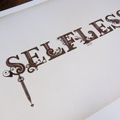 Image of Inspiring Words Series - Selfless