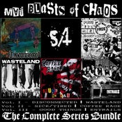 Image of MAD BLASTS OF CHAOS BUNDLE