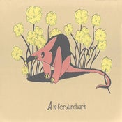 Image of A is for Aardvark Alphabet Print