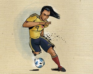 Image of Falcao