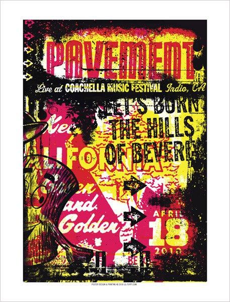 Image of Pavement - Coachella 2010