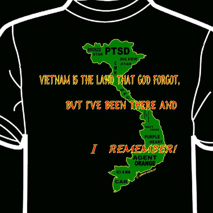 Image of VIETNAM, THE LAND GOD FORGOT
