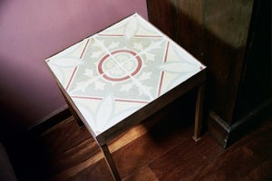 Image of Gail and Norman end table
