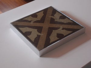 Image of Triangles trivet