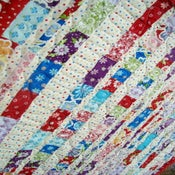 Image of Monkey Bars Quilt Pattern