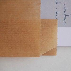 Image of Petits sachets kraft ou blanc, tailles S, M, L ou XL
