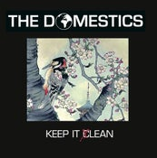 Image of THE DOMESTICS (U.K.) - 'KEEP IT LEAN' 14 TRACK CD ALBUM (previews at www.thedomestics.bandcamp.com)