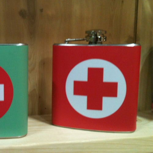 Image of First Aid Red