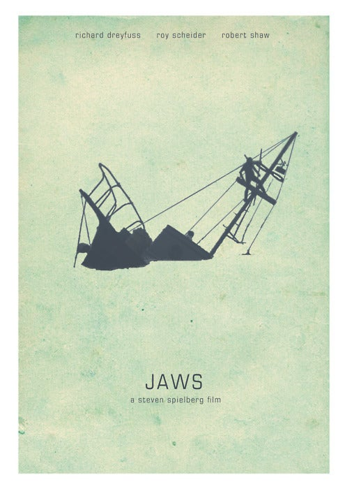 Image of Jaws poster
