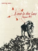 Image of Love Is The Law Magazine Issue 1