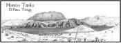 Image of Hueco Tanks Print
