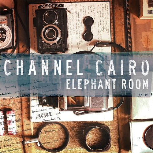 "Image of Channel Cairo - ""Elephant Room"" 7"" vinyl (SIGNED + MP3 CODE INSIDE)"