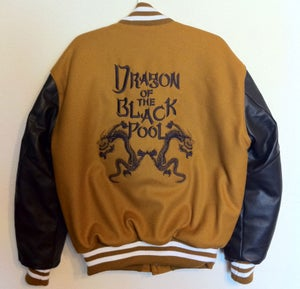 Image of Dragon of the Black Pool Embroidered Jacket