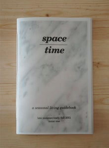 Image of space | time: issue one