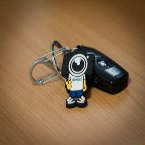 Image of 1013MM Kid Keychain