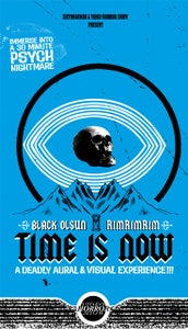 Image of Olsun x Rimrimrim - Time Is Now VHS