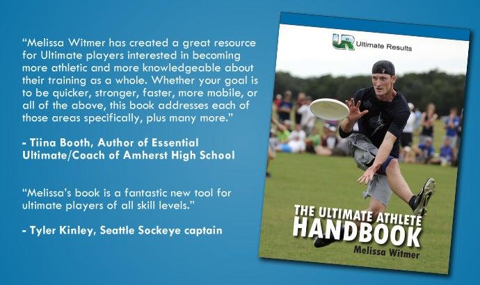 Image of The Ultimate Athlete Handbook