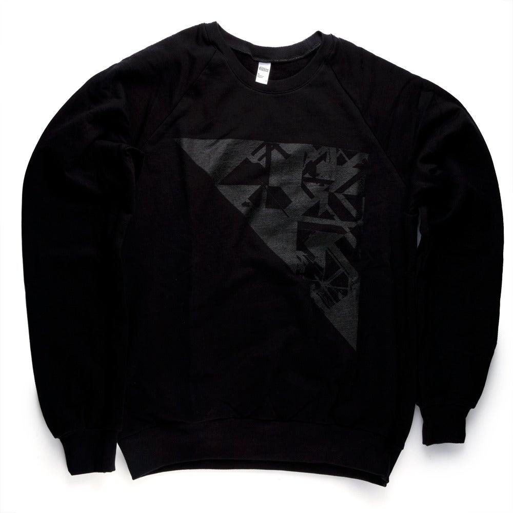 Image of Graphic Surgery Sweatshirt Black