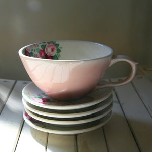 Image of Teatime rosyposy t-cup