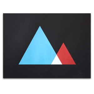 Image of MOUNTAINS (PRINT)