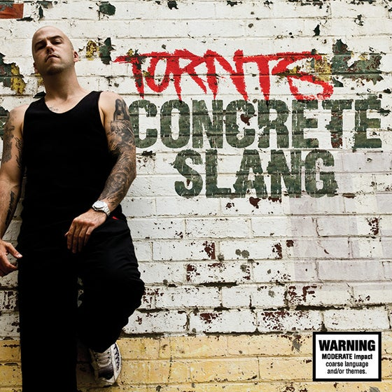 Image of BTE020 - TORNTS - Concrete Slang