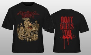 "Image of ""Goat Bless You"" T-Shirt"