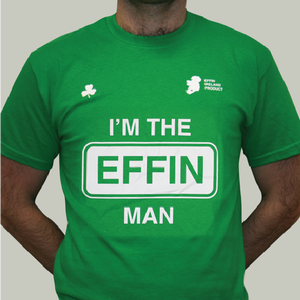 Image of I'm the EFFIN man