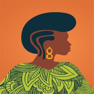 Image of Untitled Hair Orange