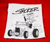 Image of Limited Edition Stroker Art T-Shirt