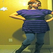 Image of grape soda Tunic