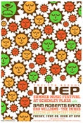 Image of WYEP FM Summer Music Festival Poster