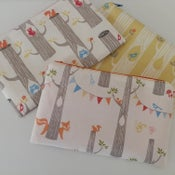 Image of Woodland Friends Storage Pouch
