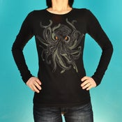 Image of 16 Arm Octopus Long Sleeve T-Shirt only size small