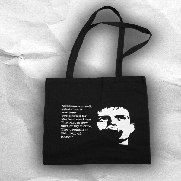 Image of What Ian Curtis Said Tote Bag