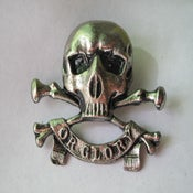 Image of Death or Glory pin