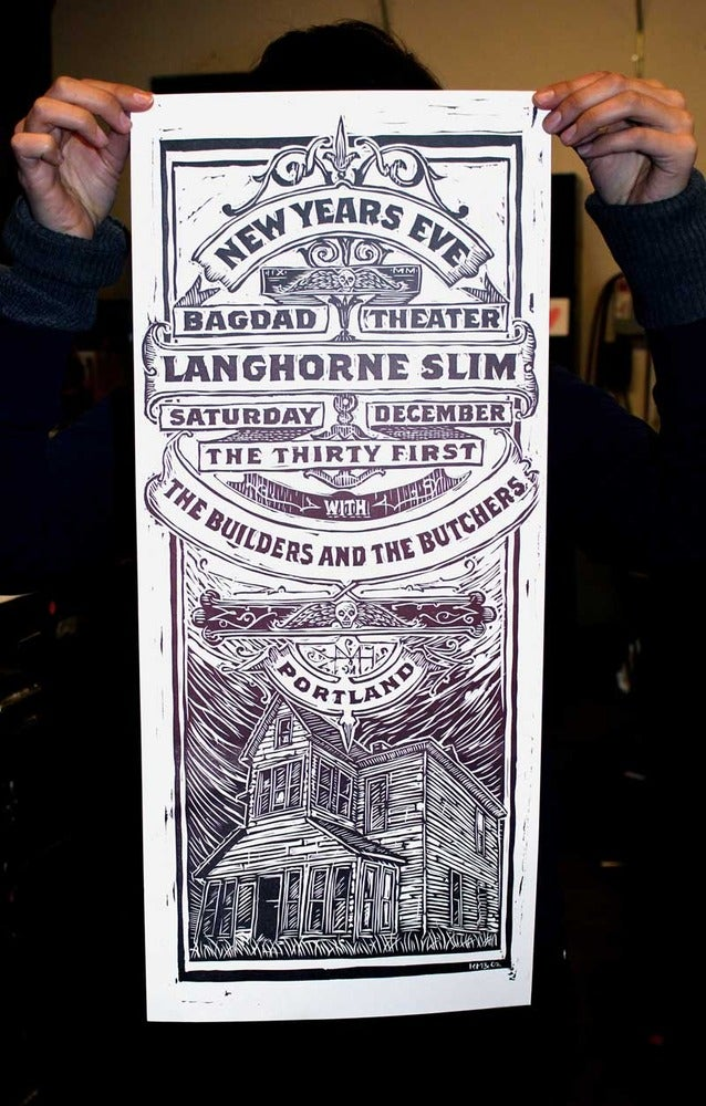 Image of Langhorne Slim New Years