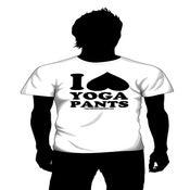 Image of I HEART YOGA PANTS