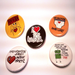 Image of Assorted Safer Sex Buttons