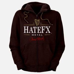 Image of HateFX, Beer N Better things hoodie