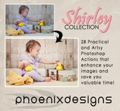 Image of Shirley Collection - Photoshop Actions