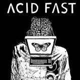 "Image of ACID FAST ""Weird Date"" vinyl 7"""