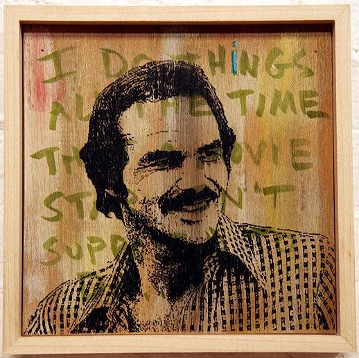 Image of Burt on Burt #2 - Scott Chasse