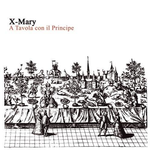 """Image of X-MARY """"A tavola con il principe"""" Cd 2nd press"""