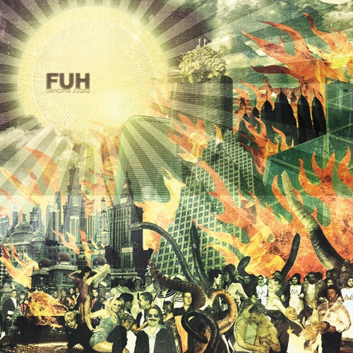 "Image of FUH ""Dancing Judas"" Vinyl Lp"