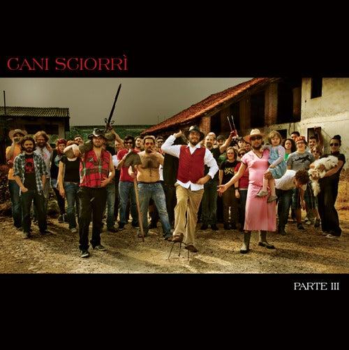 """Image of CANI SCIORRI'  """"Parte III"""" Vinyl LP+Cd"""