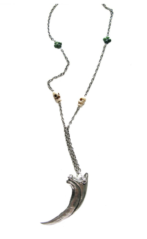 Image of Tooth Luck Necklace