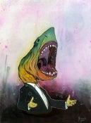 Image of SharkBait Print