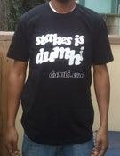 Image of 'Stakes is Dumhi' Tshirt