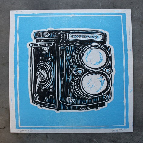 Image of Camera Co. - Letterpress